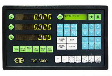 Bộ hiển thị thước quang DC-3000