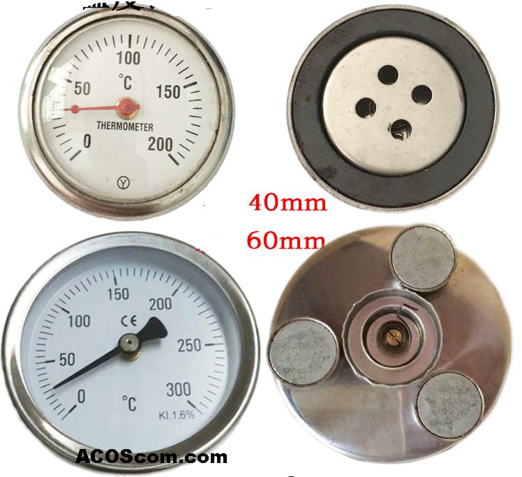 Đồng hồ đo nhiệt khuôn