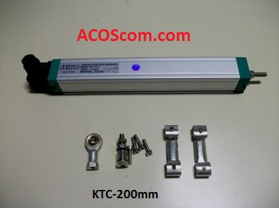 Thước điện trở tuyến tính KTC-200mm