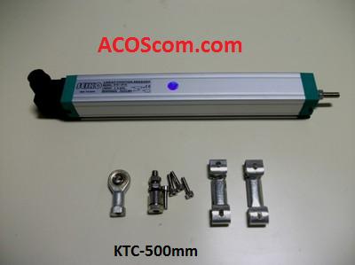 Thước điện trở tuyến tính KTC-500mm